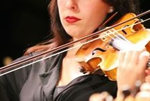 """April 2013 Concert """"Rhapsody in Blue"""" / Pictures of Orchestra Members"""
