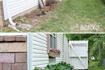 Curb Appeal / Tips and Tricks for a Great 1st Impression