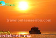 Pulau Putri / Pulau Putri Merupakan Pulau Resort yang memiliki banyak fasilitas yang menarik, Penginapan Cottage yang sudah bagus, serta memiliki keindahan alam bawah laut yang sangat menawan.