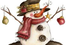 Snowmen and All Things Chilly