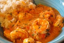 South America cuisine