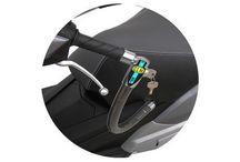 ANTIROBOS DE MANILLAR PARA MOTOS / Evita robos indeseados de su moto con nuestra gama de antirobos de manillar para motos.