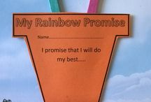 Rainbows / Promise