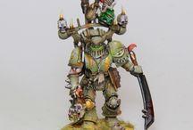 Wargaming Painted Miniatures Showcase