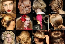 Hairstyle Inspiration / by Nikia Bencomo