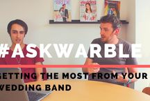 The #AskWarble Show / The #AskWarble Show is an advice and Q&A series presented by Warble Entertainment. If you have any questions about weddings, birthdays, parties or corporate entertainment, use #AskWarble to get in touch or comment with your question.