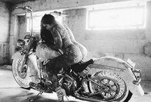 Suflet de motociclist