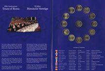 Monedas 2 Euros TRATADO DE ROMA