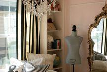 Bedroom / Vintage stuff