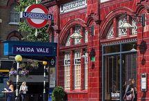 Maida Vale | Little Venice | W9 / Photos of London's W9 postcode