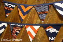 Broncos birthday partt