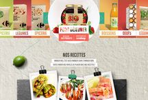 Food & Natural website