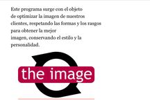 The Image / Fashion & Comunications  The Image Marcando Tendencias theimage@theimage.cl + 56 2 29547606 WhatsApp +56 9 54149034  +56 9 56098618 @theimagechile