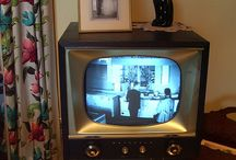 Traditional Home / 1950's Decor  / by Johnny Angels Diner