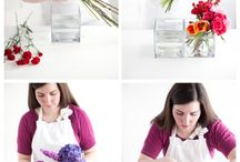 Flower Arrangement Tutorials