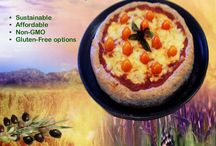 Purple Pizza and Other Healthful Flavors to Savor / a cookbooked designed to steer you away fro the SAD (Standard American Diet) to a sustainable, flavorful and affordable alternative.