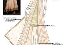 Indian dresses design