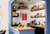 кухня, все в одном