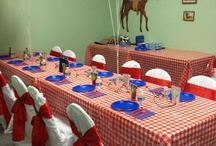 Harpers 4th bday / by Becky Doty