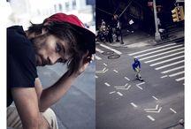men in the streets