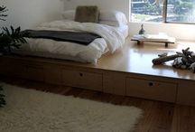 Hálószoba / Hálószobák dizájnja