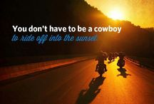 Biker Lifestyle / Quotes, sayings, motorcycle-related art...