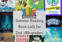 Best KidLit for Summer Reading 2017