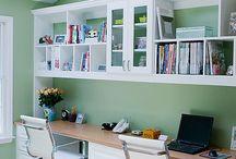 study / rest - room