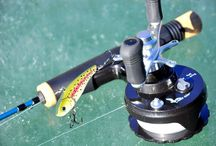 Winter Fishing! / Fishing with the HD ICE high action lure from Dynamic Lures.