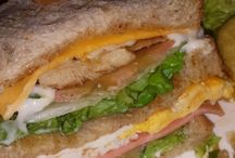 Great Club Sandwich!