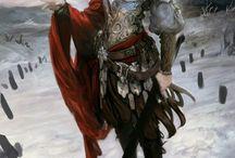 Эрагон - герои,  иллюстрации