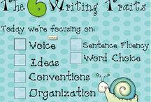 6 Traits of writing +1