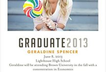 Graduation ideas / by Lisa Clubb