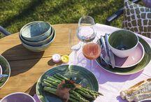 Picknick - Outdoor trends / Buiten trends voorjaar/zomer 2015