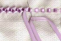 Ribbon art