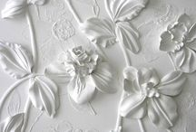 Plaster ornaments