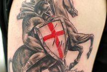 St Georges Tattoo