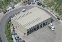 Sevenoaks Depot / Channel Commercials - Sevenoaks, Kent Depot