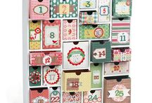 Advent Calendars / by Scrapbook & Cards Today
