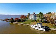 Virginia Waterfront Retreats