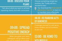 Positive daily routine