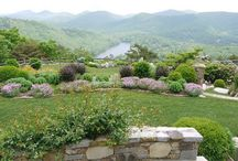 Mountain Gardens and Landscapes