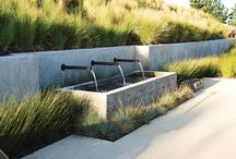 Вода в ландшафте / Декоративные водоемы, пруды, ручьи и фонтаны в ландшафтном дизайне
