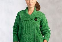 Irish Wool Sweaters / This board is all about beautiful and authentic pure wool Irish sweaters direct from Ireland.
