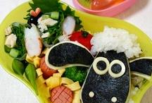 Bento box lunches  / by Rachel Lugo