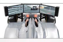 Static Vehicle Simulators