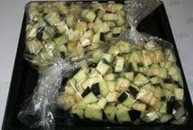 Fırın torbasında patlıcan kızartması