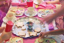 Tea Party / by Cheri Dragul