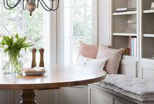 Breakfast Area / Kitchen Table