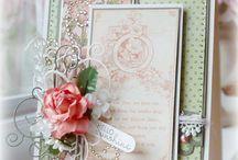 Cards_Focus on Floral / by Deborah Montgomery